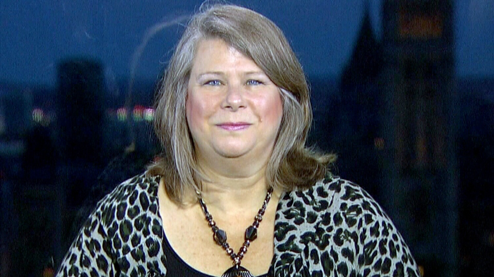 Alice Funke speaks to CTV's Canada AM, Oct. 21, 2015.