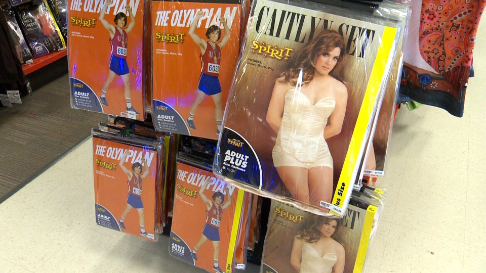 Caitlyn Jenner Halloween costume: celebratory or offensive ...