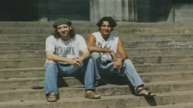 Gerry Butts first met Justin Trudeau while attending McGill University in Montreal.