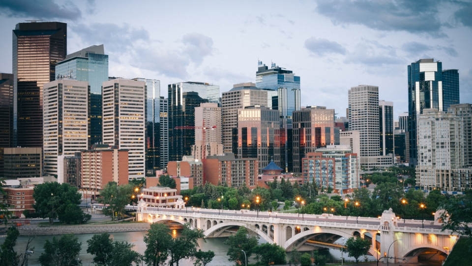 Calgary S Population And Vacancy Numbers Grow During