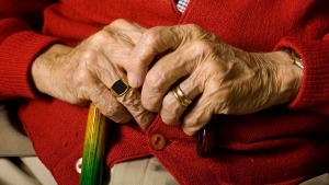 Ontario's Chief Medical Officer of Health is now recommending that all people over the age of 70 self-isolate. (Michael Drager / shutterstock.com)
