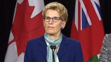 Wynne meets with labour groups