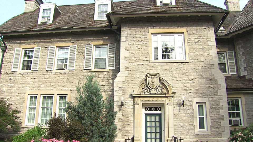 In 2008, Auditor General Shelia Fraser wrote that repairs to 24 Sussex had become 'urgent,' citing 'toxic' asbestos and the risk of 'fostering a negative image of Canada.'