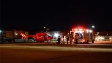 Fatal stabbing in Sexsmith, Alberta