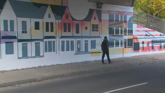 New mural unveiled in High Park
