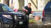 CTV Winnipeg: Shooting and police standoff linked