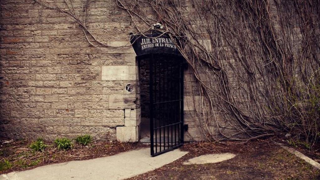 'Jail entrance' (HI-Ottawa Jail Hostel)