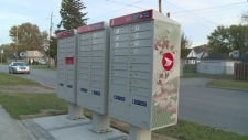 Windsor Mailboxes