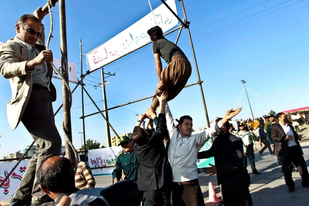 UN rights official criticizes Iran for executing 20 people