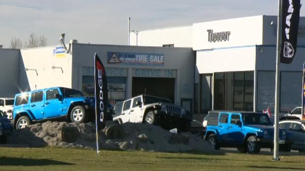 Thieves target key drop-off boxes at vehicle dealerships