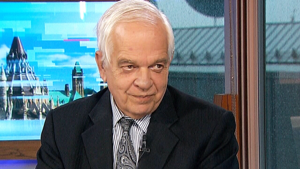 Liberal MP John McCallum appears on CTV's Power Play on Wednesday, Oct. 28, 2015.