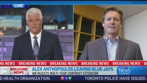 CTV News Channel: GM turns down contract extension