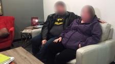 Saskatchewan foster parents