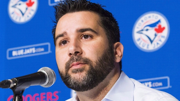 Toronto Blue Jays general manager Alex Anthopoulos