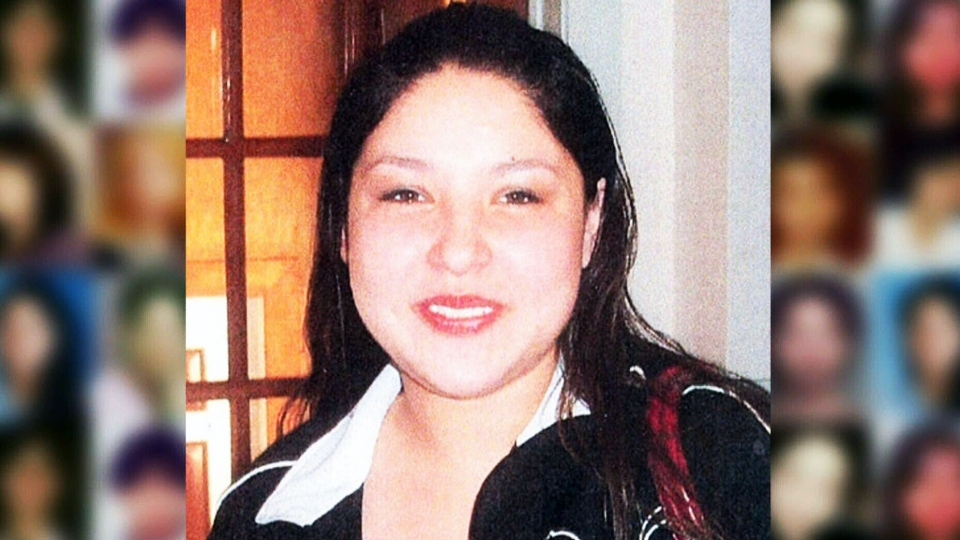 Jennifer Catcheway, who disappeared on her 18th birthday in 2008, is seen in this photo.