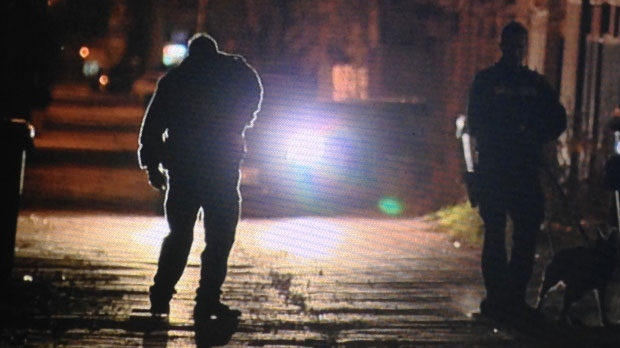 Winnipeg police responded to three separate stabbing incidents overnight Thursday on Simcoe Street, Edmonton Street, and Young Street.
