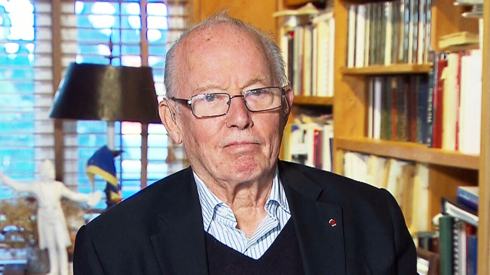Bernard Landry was premier of Quebec for several years