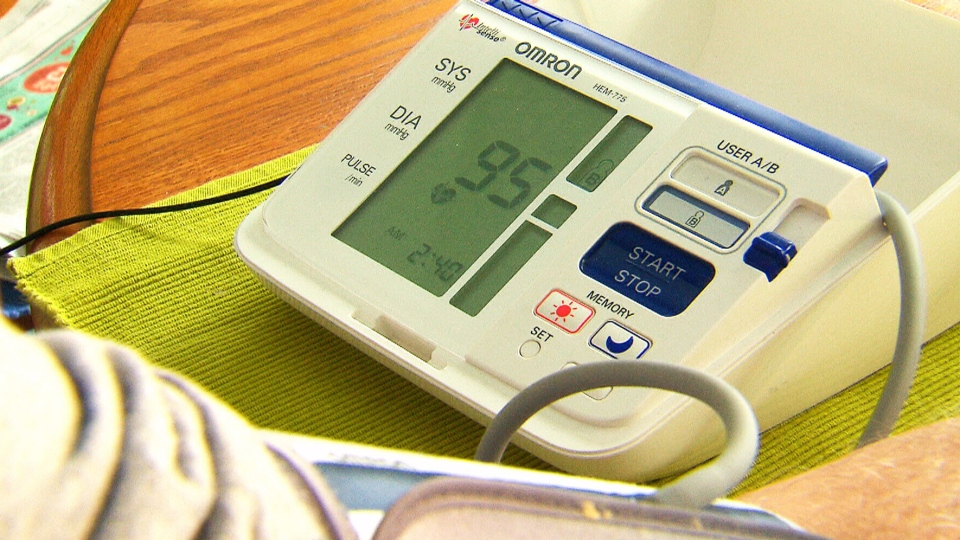 what are guidelines for blood pressure