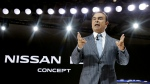Nissan Chief Executive Carlos Ghosn delivers a speech during the Japanese automaker's presentation at the Tokyo Motor Show in Tokyo on Oct. 28, 2015. (AP / Shuji Kajiyama)