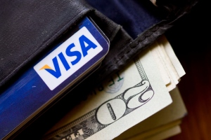 Visa plans to buy Visa Europe in a deal that could be worth over $23 billion.(AP Photo/Wilfredo Lee, File)