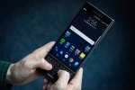 The Blackberry Priv is shown in Toronto on Friday, Oct. 30, 2015. (THE CANADIAN PRESS / Graeme Roy)