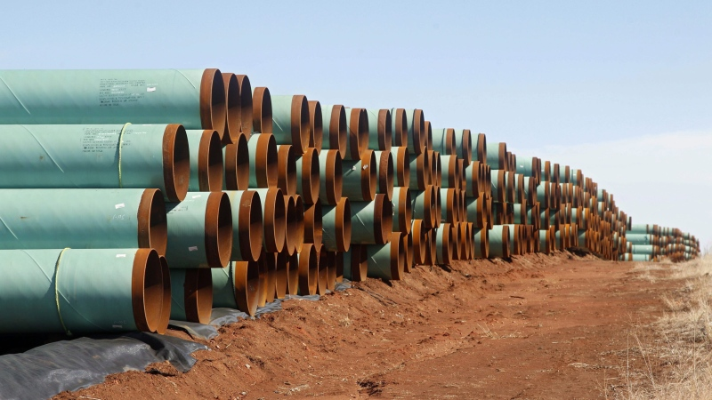 Biden administration plans to scrap Keystone XL pipeline