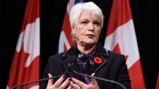 Ontario Education minister Liz Sandals