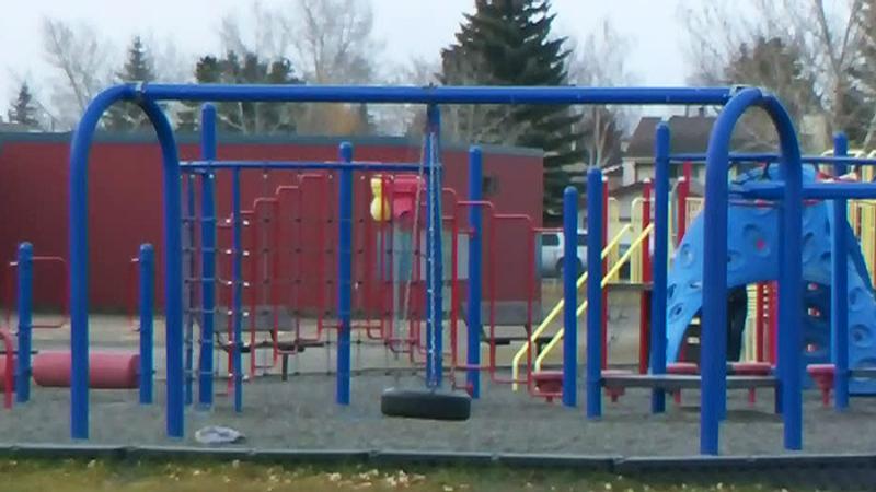 CTV Calgary: Playground incident injures child