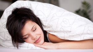 Study says uninterrupted sleep, even if it's not for long, is key to good mood. (©racorn/shutterstock.com)