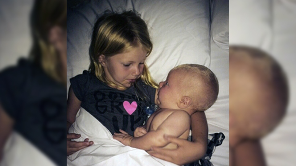 Alexis Shymanski is credited with saving her mom and baby brother after a car crash in the Rockies.