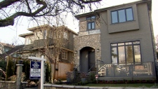 Vancouver west side home for sale