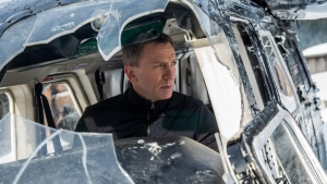 Daniel Craig in a scene from the James Bond film, 'Spectre.' (Jonathan Olley / Metro-Goldwyn-Mayer Pictures / Columbia Pictures / EON Productions via AP)