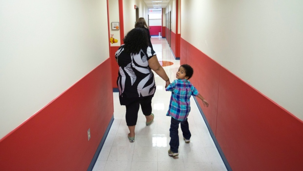 Thousands more Ontario children with autism are on waiting lists for treatment than they were 10 years ago, and government figures suggest the number of kids receiving treatment is actually dropping. (AP Photo/David Goldman)