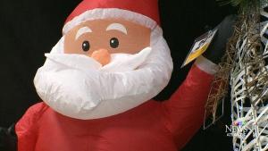 CTV Atlantic: Hold on Christmas decorations