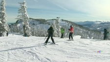 The Eagle Express Chairlift will spin Dec 1. to Dec. 3 for a preview weekend the resort announced on Thursday. (File photo)