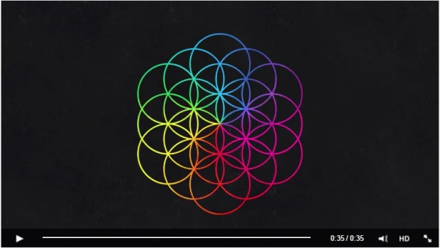 Coldplay release cryptic artwork hinting at new album ...
