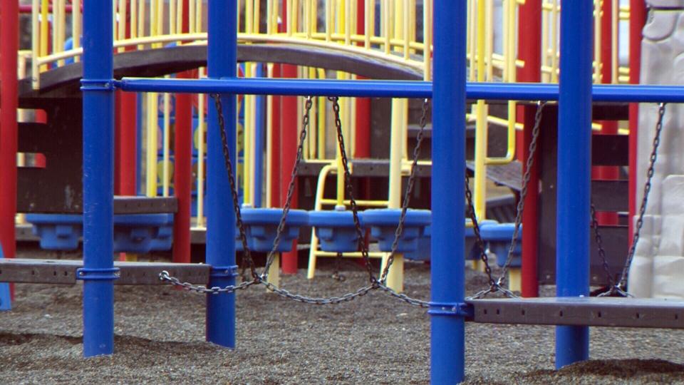 Playground choking