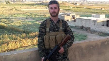 John Gallagher killed in Syria