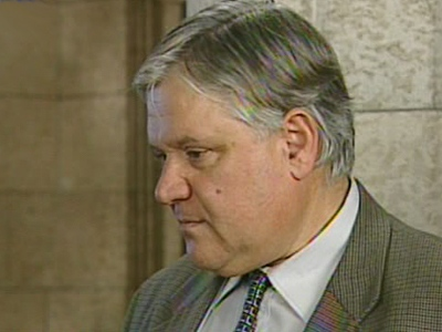iberal MP Jim Karygiannis speaks to CTV News in the House of Commons on Thursday, Dec. 4, 2008.