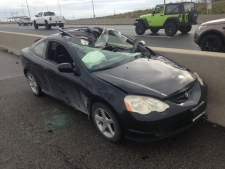 Highway 401 fatal
