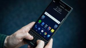 The BlackBerry Priv