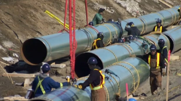 """Trump has signed an order asking the TransCanada pipeline company to """"resubmit its application"""" for a permit to build the project, which it has done."""