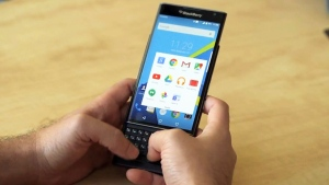 CTV National News:  BlackBerry launches the 'Priv'