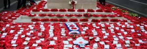 Britain's Remembrance ceremony