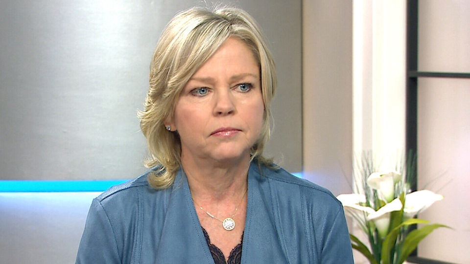 Nancy Peterson, founder of online review site HomeStars, appears on CTV's Canada AM on Monday, Nov. 9, 2015.
