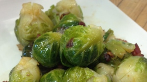 Now You're Cooking: Brussels sprouts