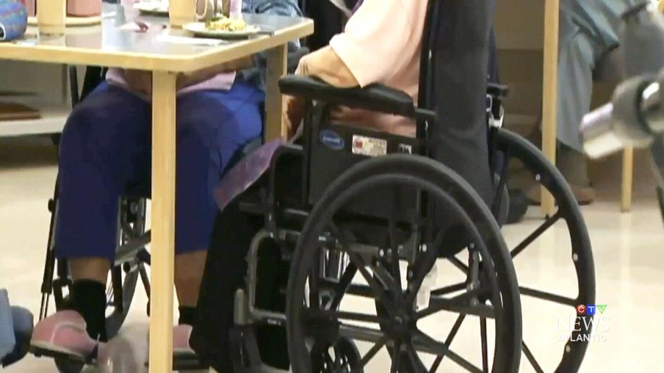 CTV Atlantic: New technology for nursing homes