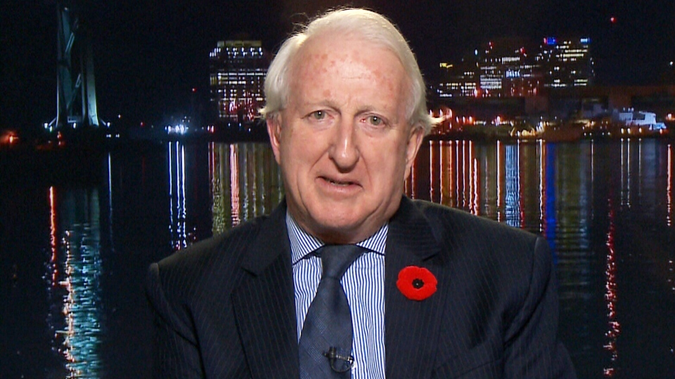 Former Canadian ambassador to Syria, Glenn Davidson, appears on Power Play on Nov. 9, 2015.