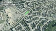 LRT, CTrain, Green Line, transit, calgary transit,