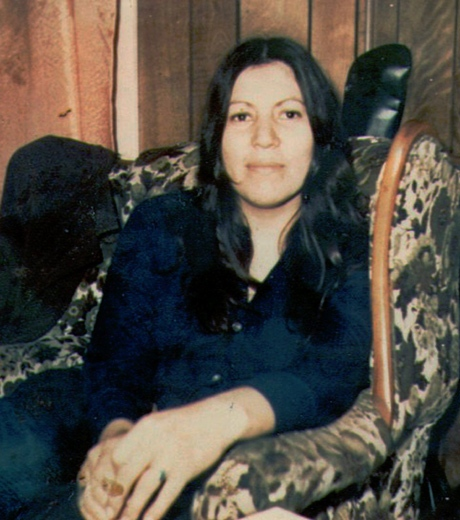 American Indian Movement activist Anna Mae Pictou-Aquash, of Pictou, N.S., appears in this undated file photo provided by her family. (THE CANADIAN PRESS / AP, HO - Courtesy of the family)